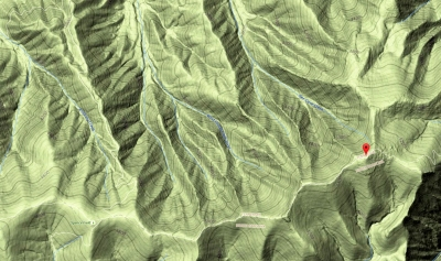Thunderhead Mountain - Google Maps