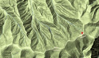 Thunderhead Mountain - Google Maps